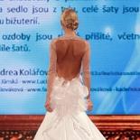 Svatební šaty roku 2014